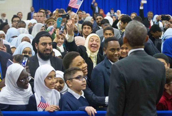 Muslims in America Header
